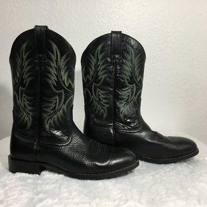 Ariat Men's Heritage Stockman Western Boots Black